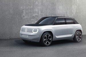 Volkswagen ID. City Concept