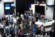 Autosalón IAA Mobility Mníchov 2021.