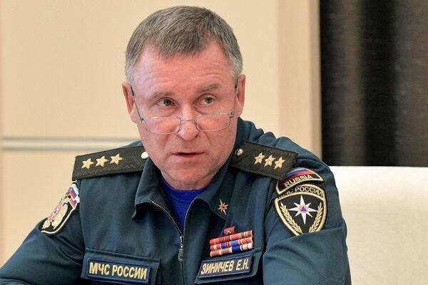 Jevgenij Ziničev