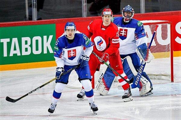 Martin Bučko si pomaly buduje pozíciu vseniorskej reprezentácii.