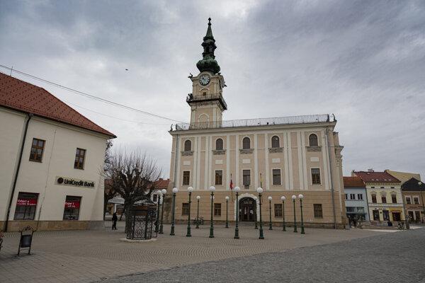 Mesto Kežmarok - Ilustračná fotografia.