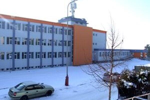 Budova na Zobore.