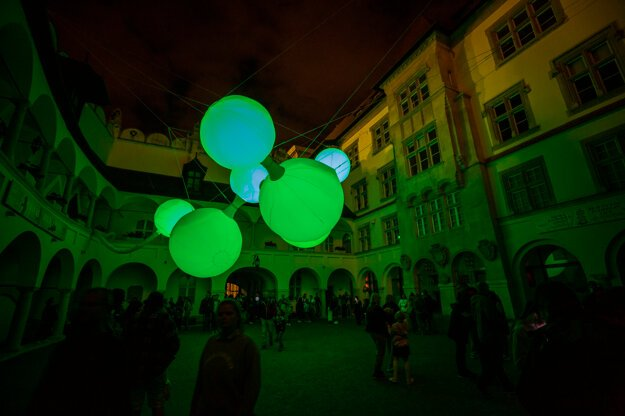 Festival Biela noc 2021.