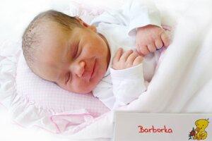 Barbora Haragová z Diviackej Novej Vsi sa narodila 19. 8. 2021 v Bojniciach