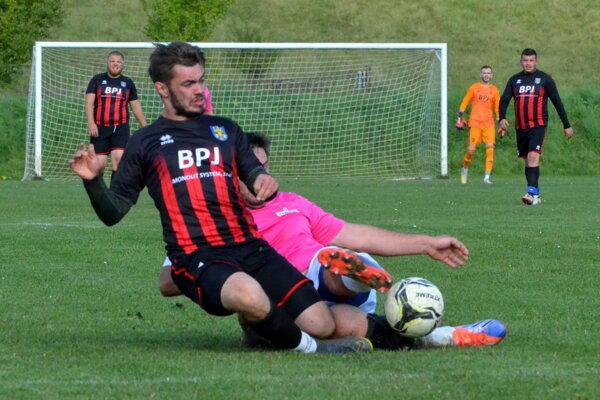 Slovany po bojovnom výkone vyhrali vNecpaloch.