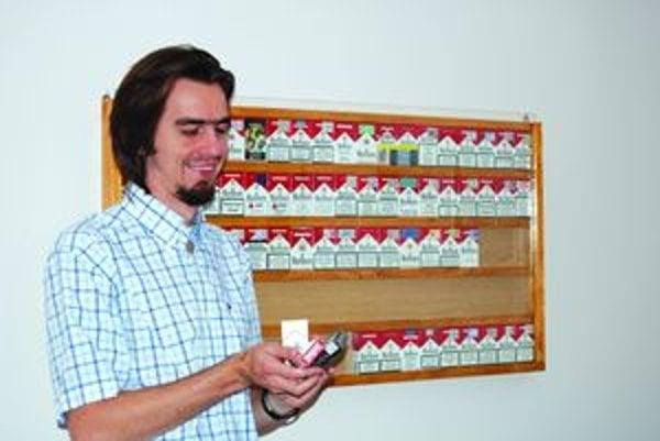 Martin Korčok je vášnivým zberateľom cigariet značky Marlboro a mincí.