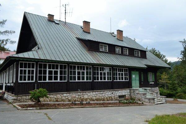 Poľovnícke sídlo bulharského cára Ferdinanda Coburga na Prednej Hore.