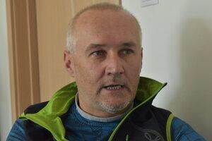 Ondrej Matej, poradca ministra a šéf Inštitútu dopravy a hospodárstva.