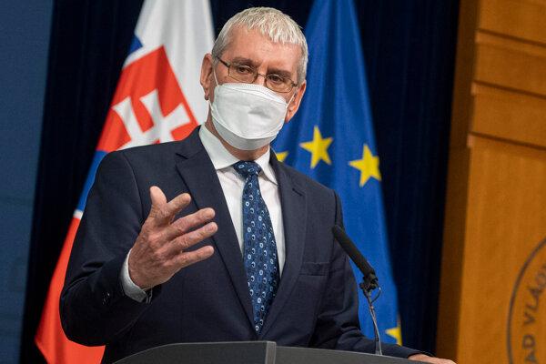 Štátny tajomník ministerstva hospodárstva Ján Oravec.