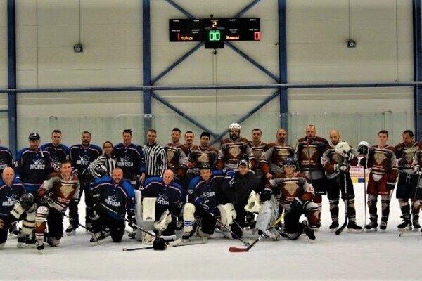 V Krásne nad Kysucou pomáhali hokejom