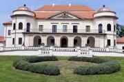Zemplínske múzeum v Michalovciach.
