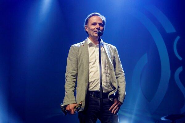 Vlado Krausz si prebral Cenu pre textára najhranejších hudobných diel.