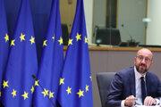 Predseda Európskej rady Charles Michel