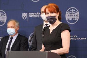 Angelika Szalayová patrí do ministerského reformného tímu.