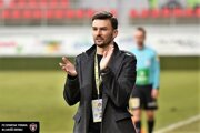 Tréner Michal Gašparík