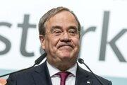 Armin Laschet, šéf nemeckej Kresťanskodemokratickej únie.
