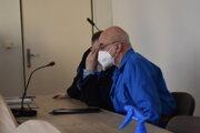 David Scheffel na súde.