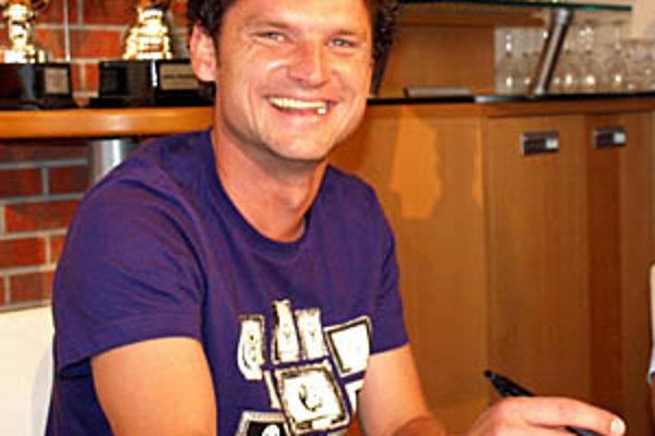 Proti Györu bude k dispozícii aj Ivan Hodúr, tvorca hry Nitry predĺžil zmluvu o dva roky.