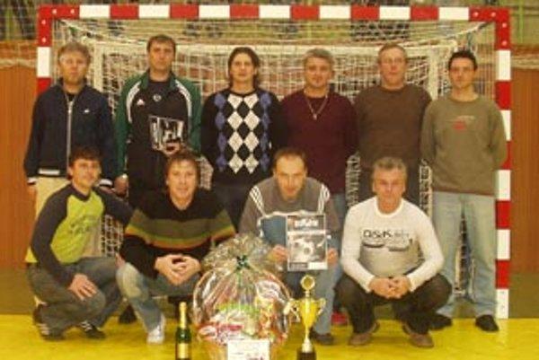 Odl Best Team, víťazi kategórie nad 35 rokov.