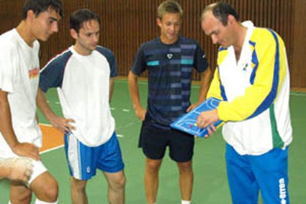 Róbert Kollár je tréner aj štatutár nového klubu - ŠFK Nitra.