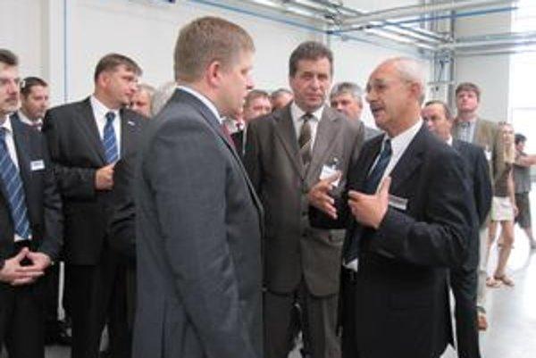Nemecká spoločnosť Mühlbauer otvorila v Nitre vývojové technologické centrum.