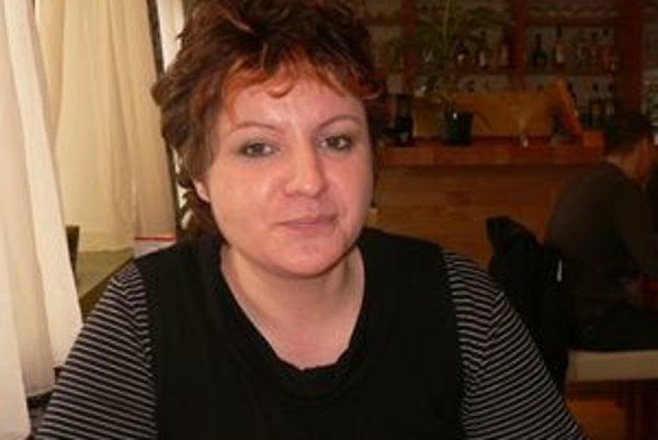 Veronika Gabčíková.