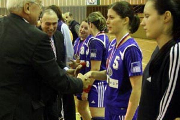Šalianky zakončili sezónu ziskom bronzových medailí.