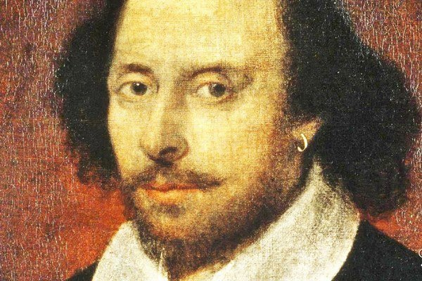 Shakespeare sa údajne pri svojej tvorbe posiloval.