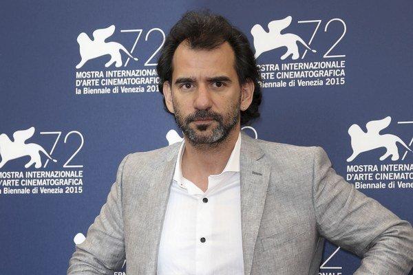 Pablo Trapero v Benátkach.