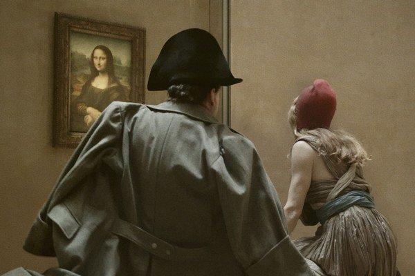 Alexander Sokurov vo filme Francofonia experimentuje s dejinami.