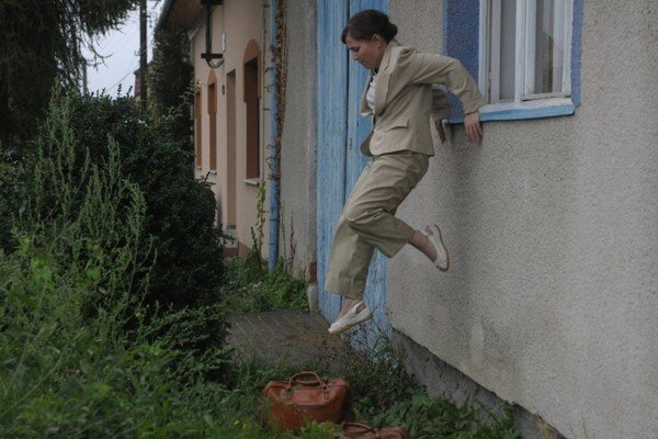 V hlavnej úlohe nového filmu Domácí péče si zahrala Alena Mihulová, známa z legendárneho filmu Sestřičky režiséra Karla Kachyňu.