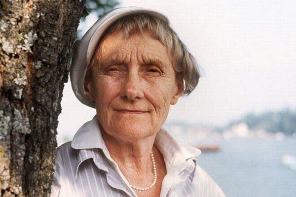Astrid Lindgrenová, autorka Pipi Dlhej Pančuchy.