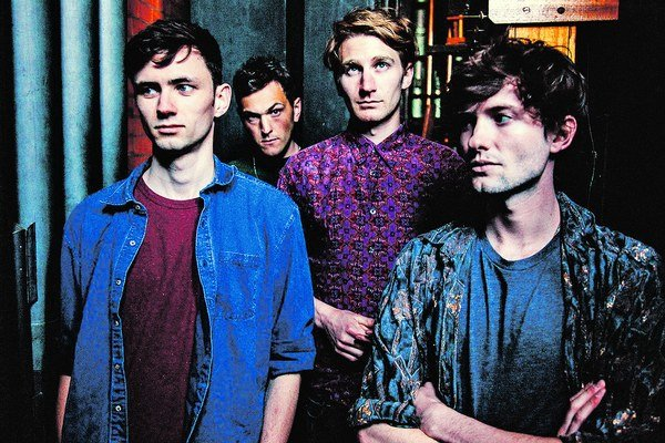 Glass Animals.