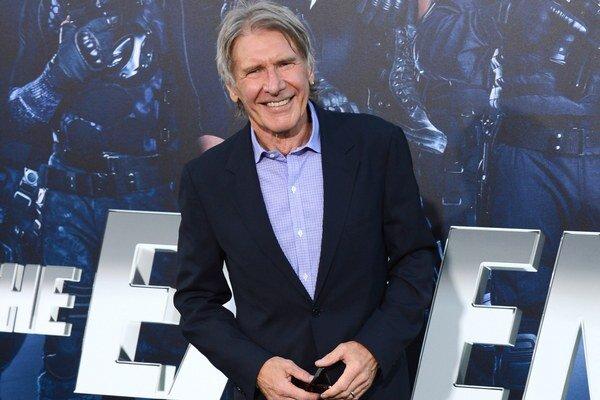 Nehoda vyzerala zle, Harrison Ford ju však zvládol skvelo.