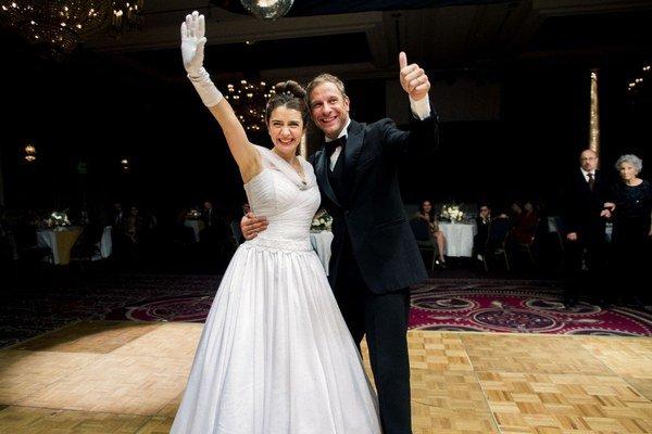 Svadba, ktorá nevyšla tak, ako by v slušnej spoločnosti mala, je vrcholnou scénou filmu argentínskeho režiséra Damiána Szifróna.