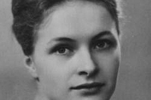 Alla Sizovová.