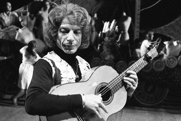 Gitarista de Plata.