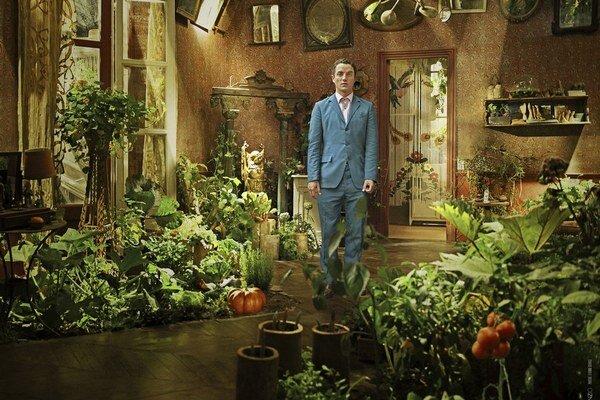 Režisér Sylvain Chomet pri hranom filme nezaprel skúsenosti z animácie.