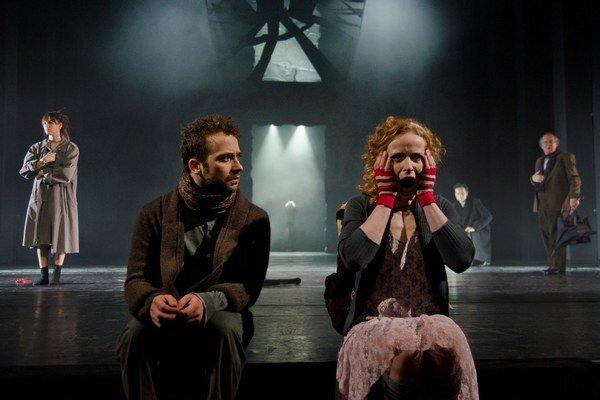 Z predstavenia varšavského Národného divadla, ktoré bolo posledným zahraničným hosťom festivalu Eurokontext.