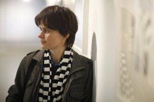 Mária Čorejová (1975) - výtvarníčka a grafická dizajnérka.