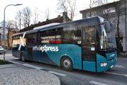 Arriva Liorbus zabezpečuje dopravu na Orave a Liptove.