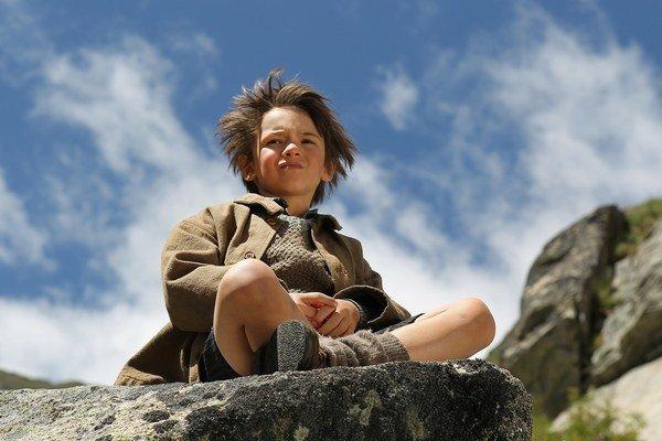 """V kinách už máme film Bella a Sebastián, herec Dimitri Storoge vraj musel povedať """"waw"""", keď ho dopozeral."""