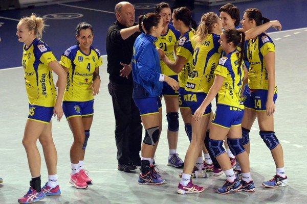 Hádzanárky Iuventy Michalovce si dobrú východiskovú pozíciu vytvorili už v úvodnom zápase na domácej palubovke.