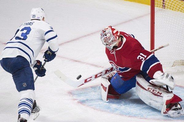 Brankár Carey Price bol v tejto sezóne veľkou oporou Montrealu Canadiens.