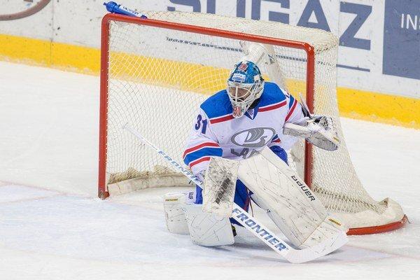 Jednou z hviezd týždňa v KHL je brankár Lady Togliatti Edgars Masalskis.
