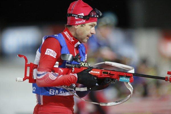 Ole Einar Björndalen má aj vo vysokom veku skvelú formu.
