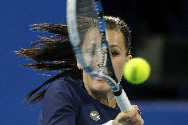 Agnieszka Radwanská má účasť na turnaji najlepších na dosah.