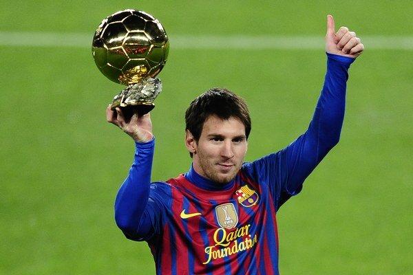 Posledným víťazom prestížnej trofeje je Lionel Messi.