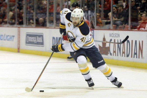 V NHL si Andrej Meszároš naposledy obliekal dres Buffala Sabres.