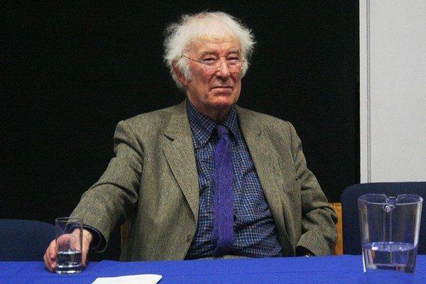 Seamus Heaney.